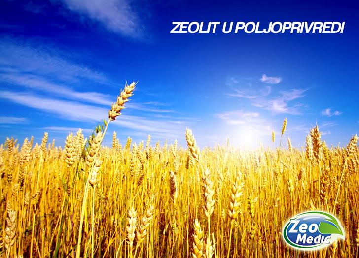 zeolit u poljoprivredi