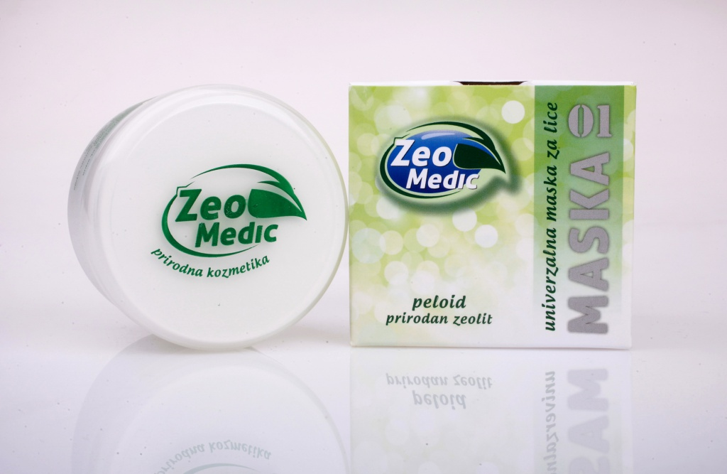 Picture of Face Mask with Zeolite and Clay 50ml